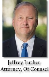 Jeffrey Luther, Attorney, Of Counsel