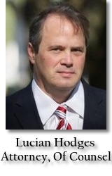 Lucian Hodges, Attorney, Of Counsel